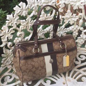 Coach Heritage Handbag